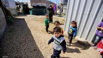 لاجئون سوريون يعانون الأمرين- أرشيف
