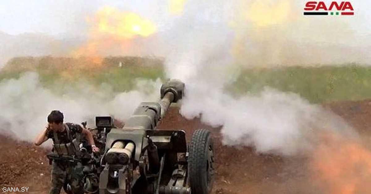مقتل 10 مدنيين في قصف للنظام شمالي غرب سوريا   أخبار سكاي نيوز عربية