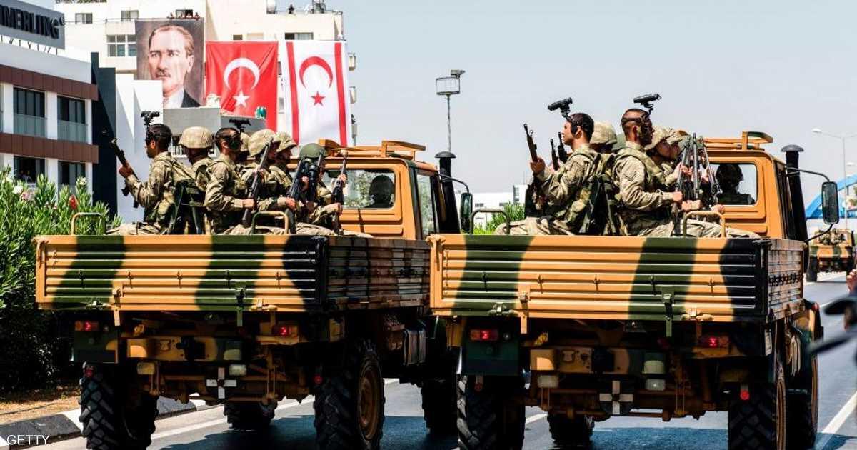 وثائق مسربة تكشف تغييرات أردوغان الكبرى بقوات تركيا في قبرص   أخبار سكاي نيوز عربية