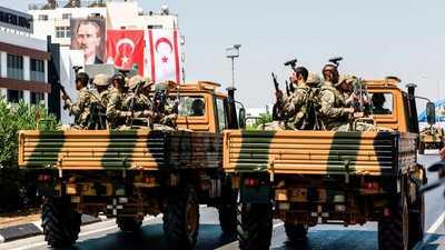 أردوغان يعيد هيكلة القوات التركية في قبرص