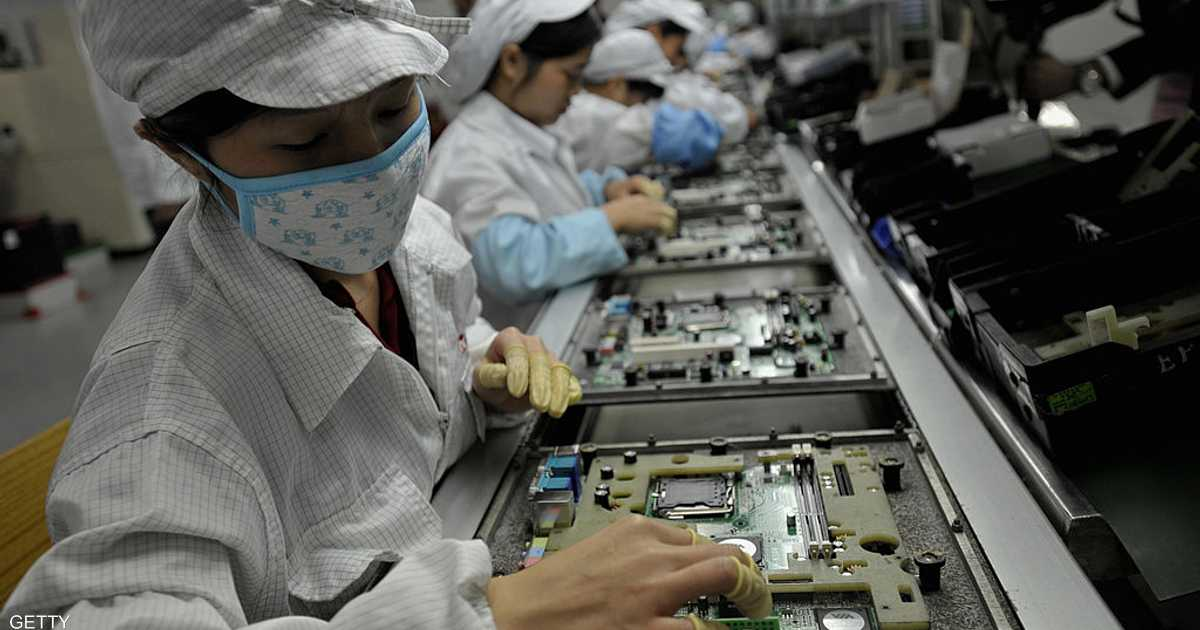 الصين تستعد للرد على