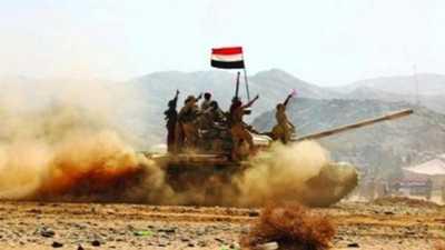 الجيش الوطني اليمني يحرر مناطق جديدة في باقم شمالي صعدة