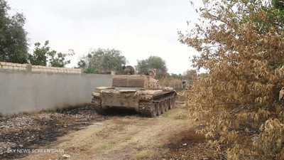 ميليشيات طرابلس تقصف حيا سكنيا بمنطقة قصر بن غشير