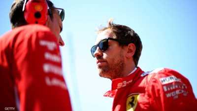 """فيتل: سرقوا مني الفوز بـ""""فورمولا 1"""" لصالح هاميلتون"""