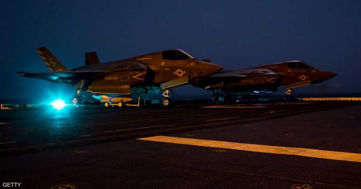 البنتاغون يعلن رسميا وقف تدريب الطيارين الأتراك على إف-35
