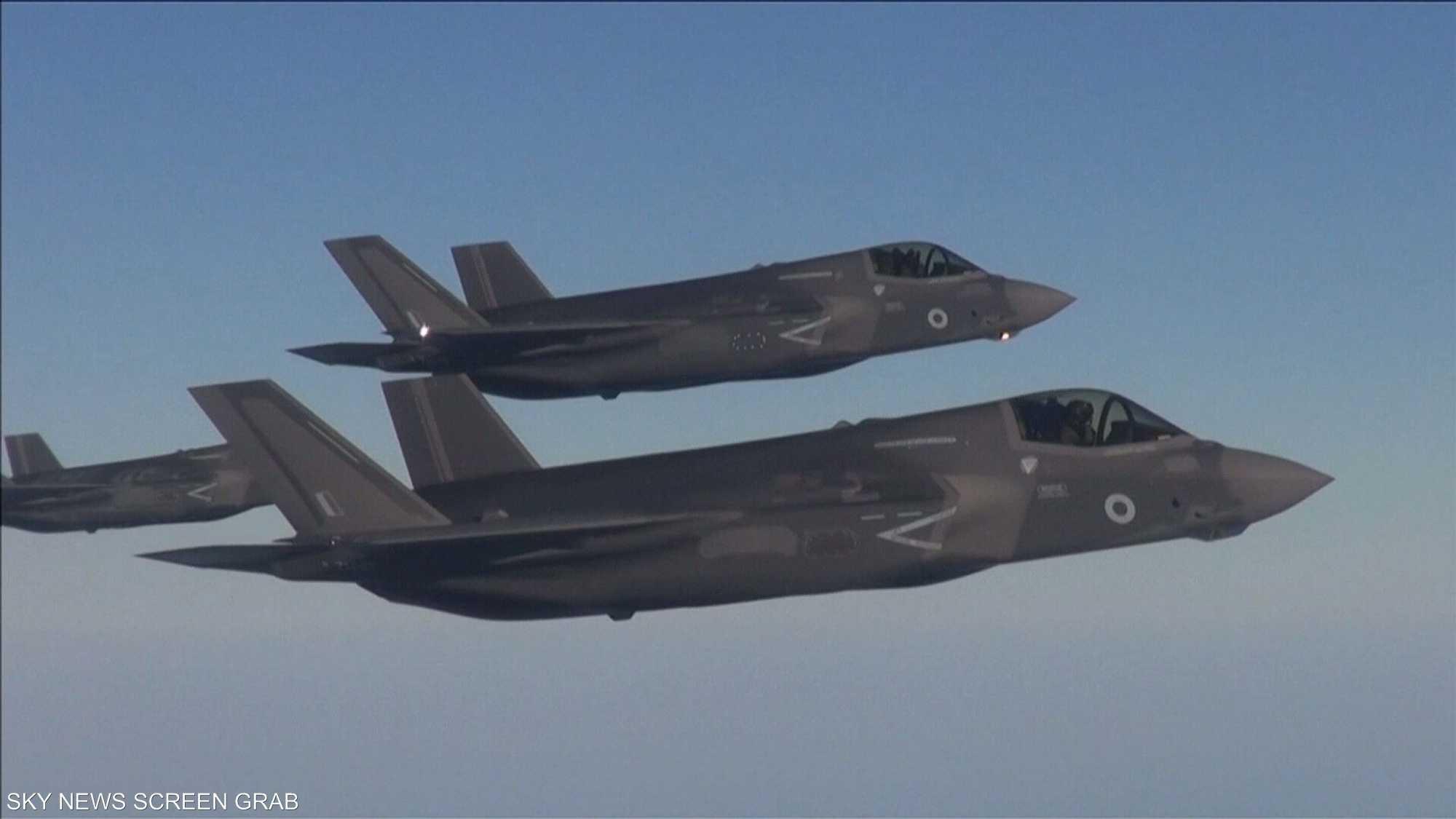 """البنتاغون يوقف تدريب الطيارين الأتراك على """"F 35"""""""