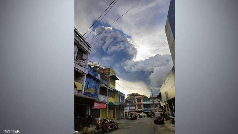 بركان سومطرة