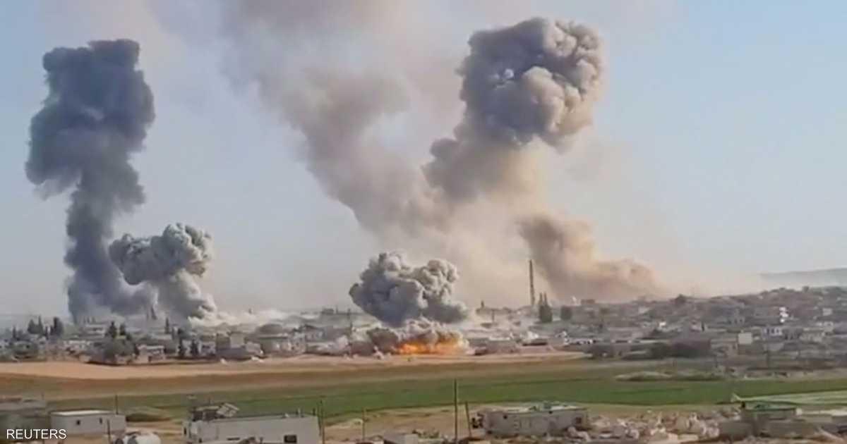 معارك بلا توقف وتحذيرات إنسانية.. ماذا يحدث في شمال سوريا؟   أخبار سكاي نيوز عربية