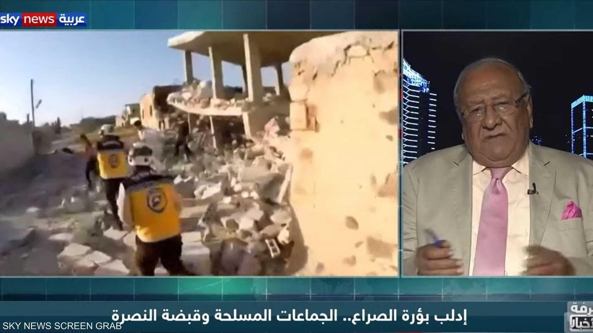 إدلب بؤرة الصراع.. الجماعات المسلحة وقبضة النصرة
