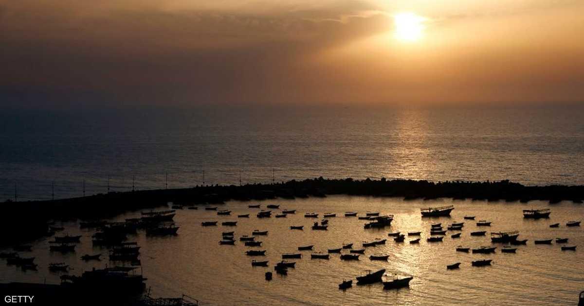 إسرائيل تغلق منطقة الصيد البحري في غزة