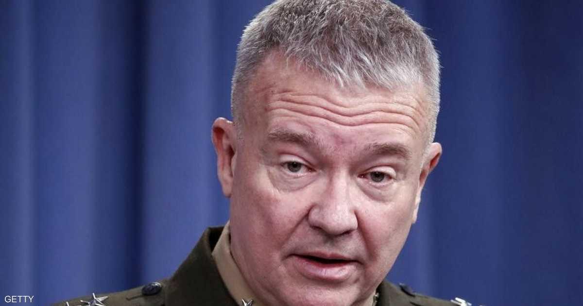 جنرال أميركي: نراقب نشاط داعش في أفغانستان