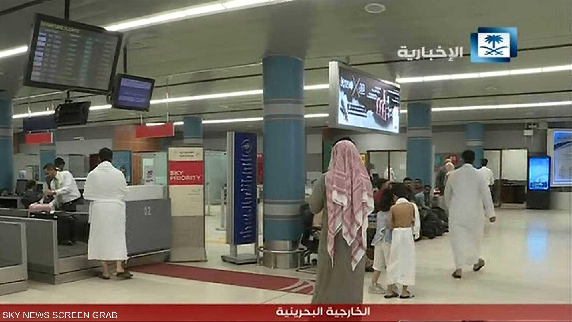عمل إرهابي يستهدف مطار أبها وإصابة عدد من المدنيين