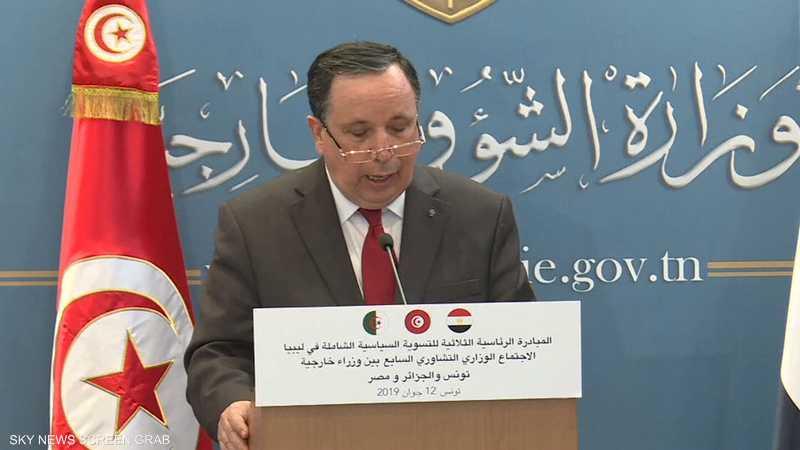 الجهيناوي: نتمسك بسيادة الوحدة الليبية