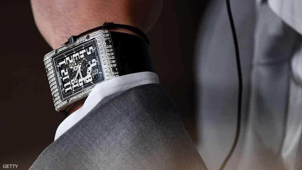 سعر الساعة يتراوح بين 60 و68 ألف يورو