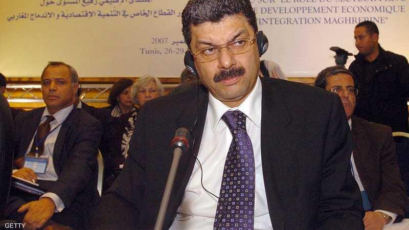 الوزير الجزائري السابق كريم جودي