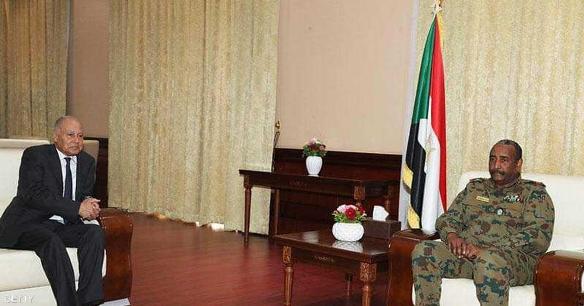 الجامعة العربية تدعو إلى  توافق داخلي  في السودان   أخبار سكاي نيوز عربية