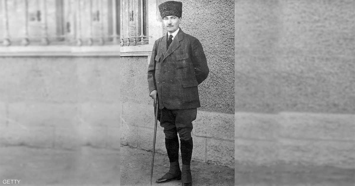 بعد 80 عاما.. كشف الطول الحقيقي لأتاتورك