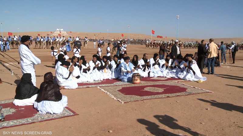 انطلاق مهرجان طانطان المغربي لثقافة الصحراء
