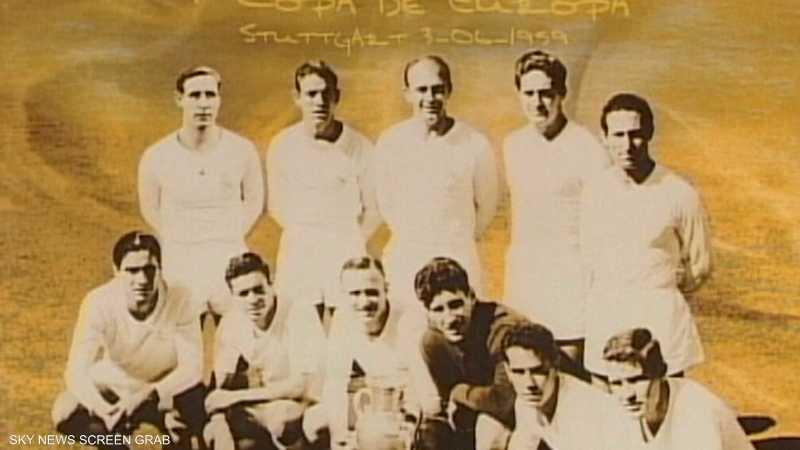 """نوستالجيا.. دي ستيفانو أول """"غالاكتيكوس"""" بريال مدريد"""