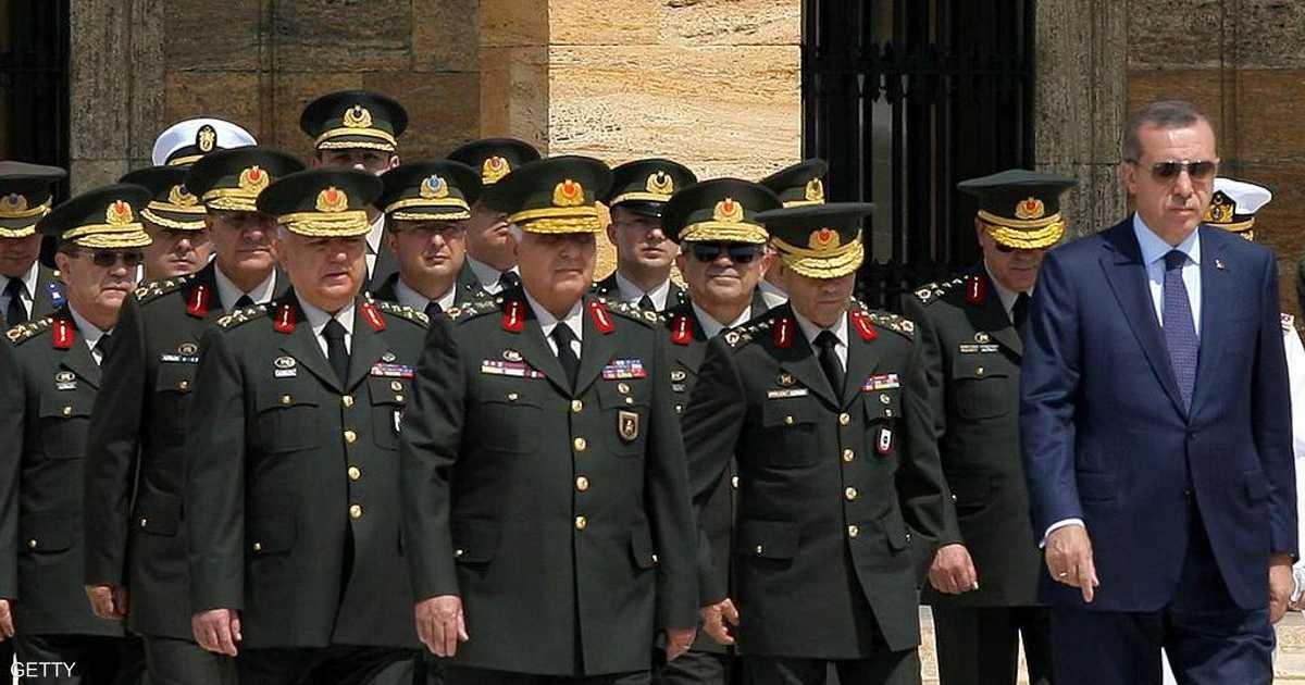 أردوغان يضع جنرالاته في الناتو أمام خيارين كلاهما مر