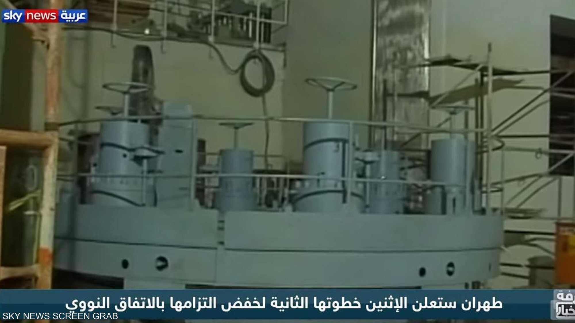 إيران والتهديد بالتخلي عن التزامات جديدة في الاتفاق النووي