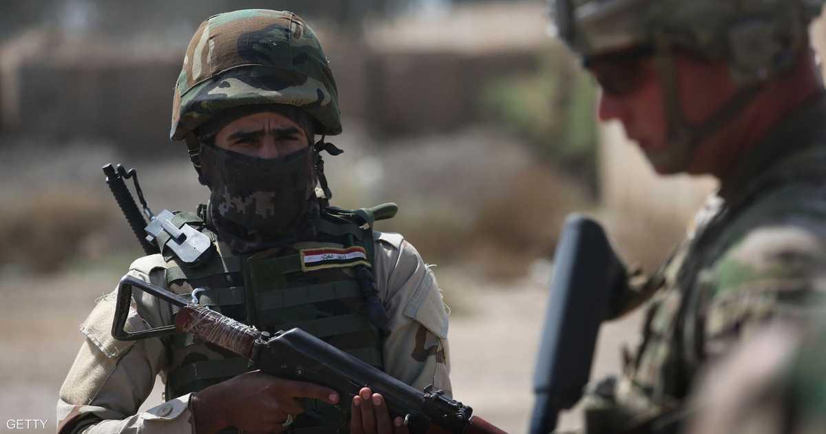 قذائف مورتر على قاعدة عسكرية عراقية تضم قوات أميركية
