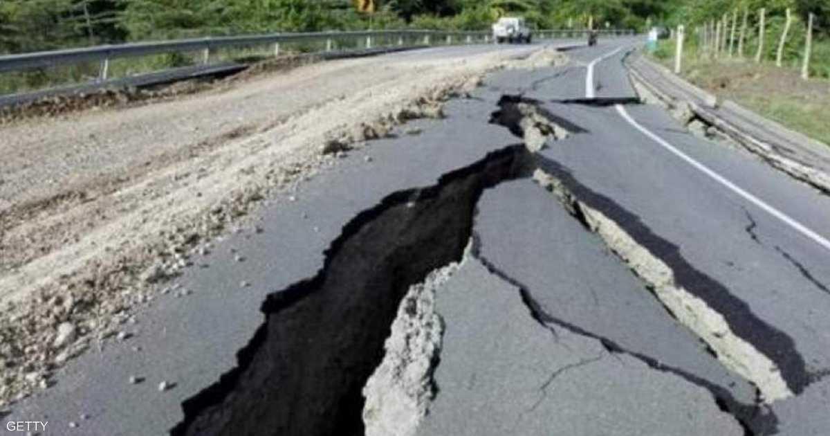 زلزال و تسونامي محدود  في اليابان   أخبار سكاي نيوز عربية