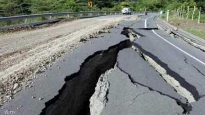 """زلزال و""""تسونامي محدود"""" في اليابان"""