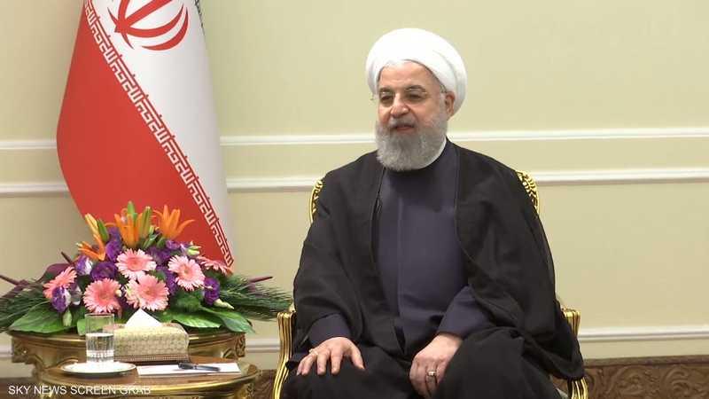 روحاني: لن نتفاوض مع واشنطن تحت الضغط