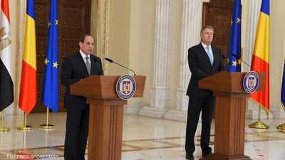 السيسي: لا سلام دون تسوية عادلة للقضية الفلسطينية