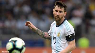 ميسي يعادل للأرجنتين أمام الباراغواي في كوبا أميركا