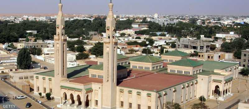 المسجد السعودي في العاصمة نواكشوط
