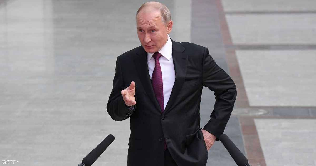 """بوتن يحذر واشنطن من """"كارثة"""" إذا ضربت إيران"""