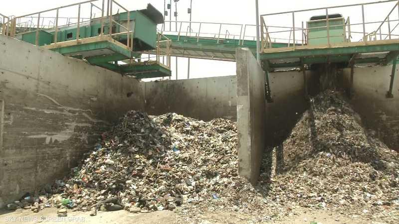مصر تفتتح مصنعا لإنتاج الوقود من إعادة تدوير النفايات