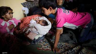 تركيا تكشف أعداد المواليد السوريين على أراضيها منذ 2011