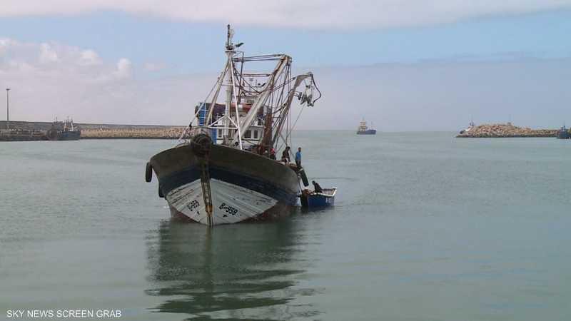 السفن