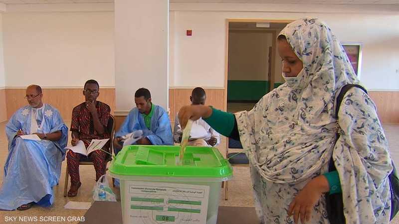 نتائج الانتخابات بموريتانيا تشير لتقدم ولد الشيخ الغزواني