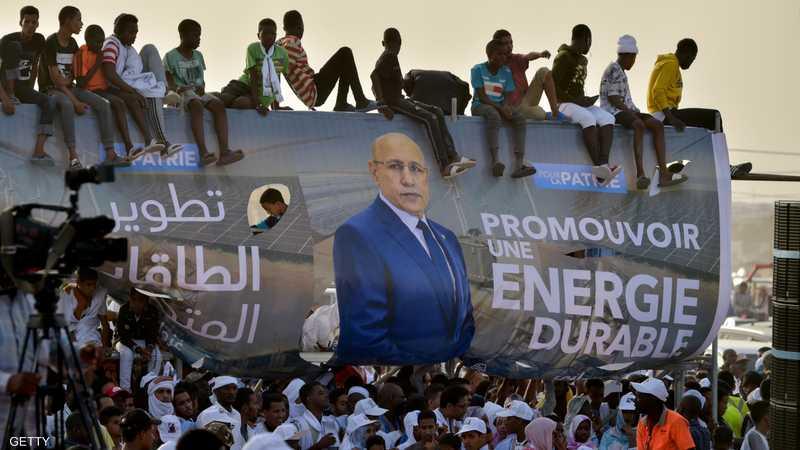 ولد الشيخ الغزواني حسم الانتخابات من الجولة الأولى