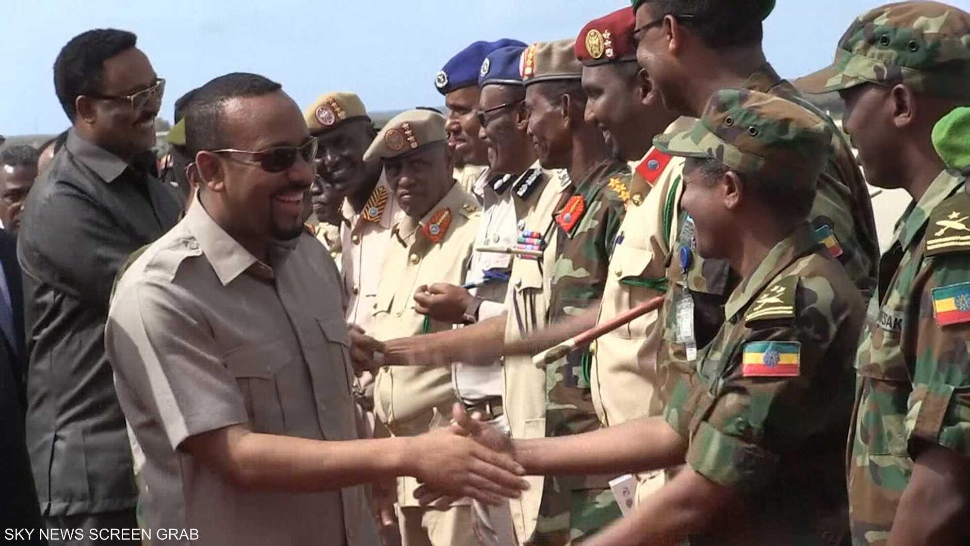 إحباط محاولة انقلاب مسلح في ولاية أمهرة شمال إثيوبيا