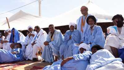 الغزواني يفوز في السباق نحو القصر الرئاسي في موريتانيا