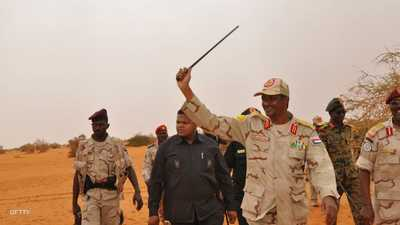 السودان.. حميدتي رئيسا للجنة التواصل مع الحركات المسلحة