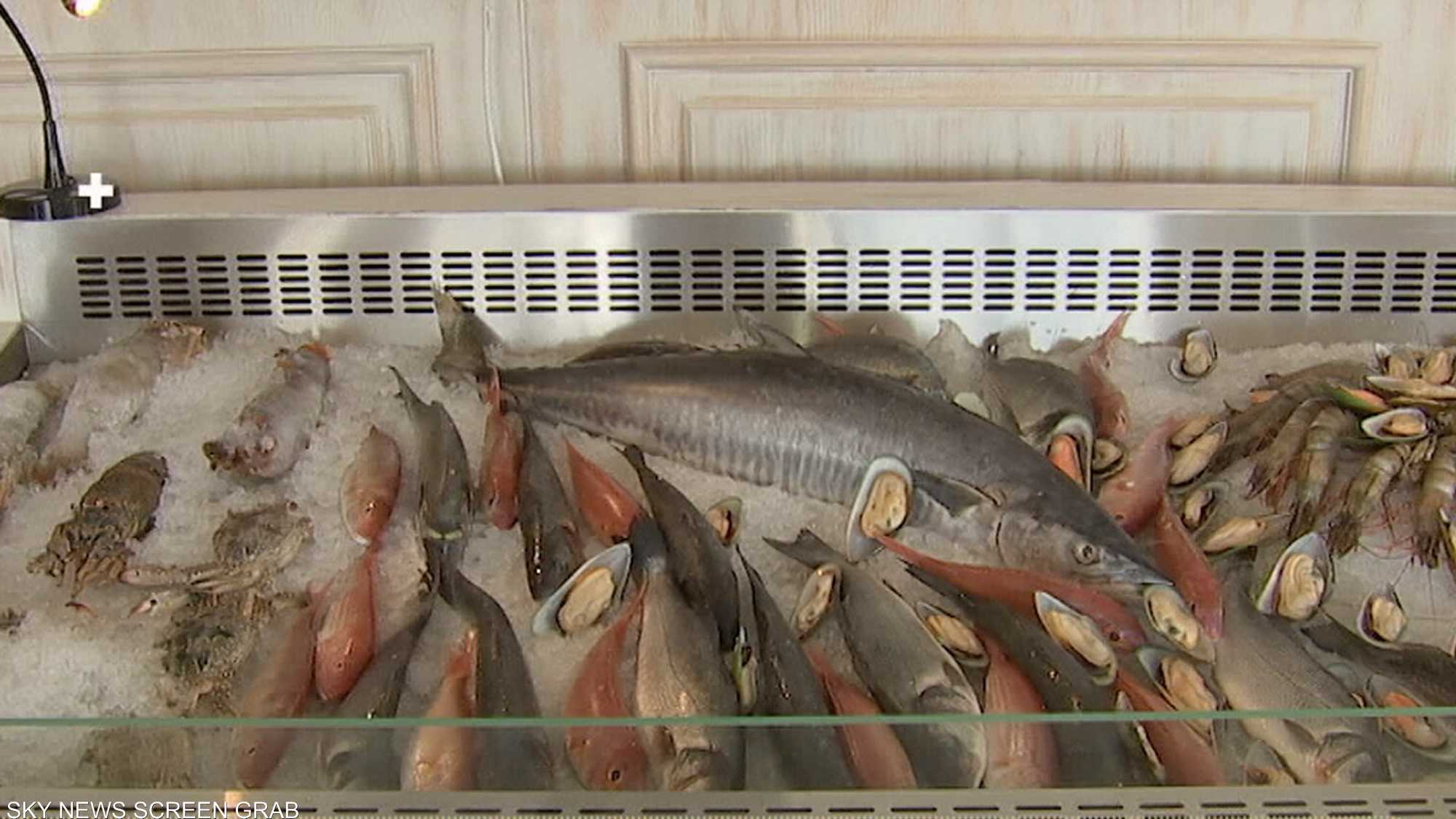 أشهر الأطباق التي تدخل في تكوينها ثمار البحر