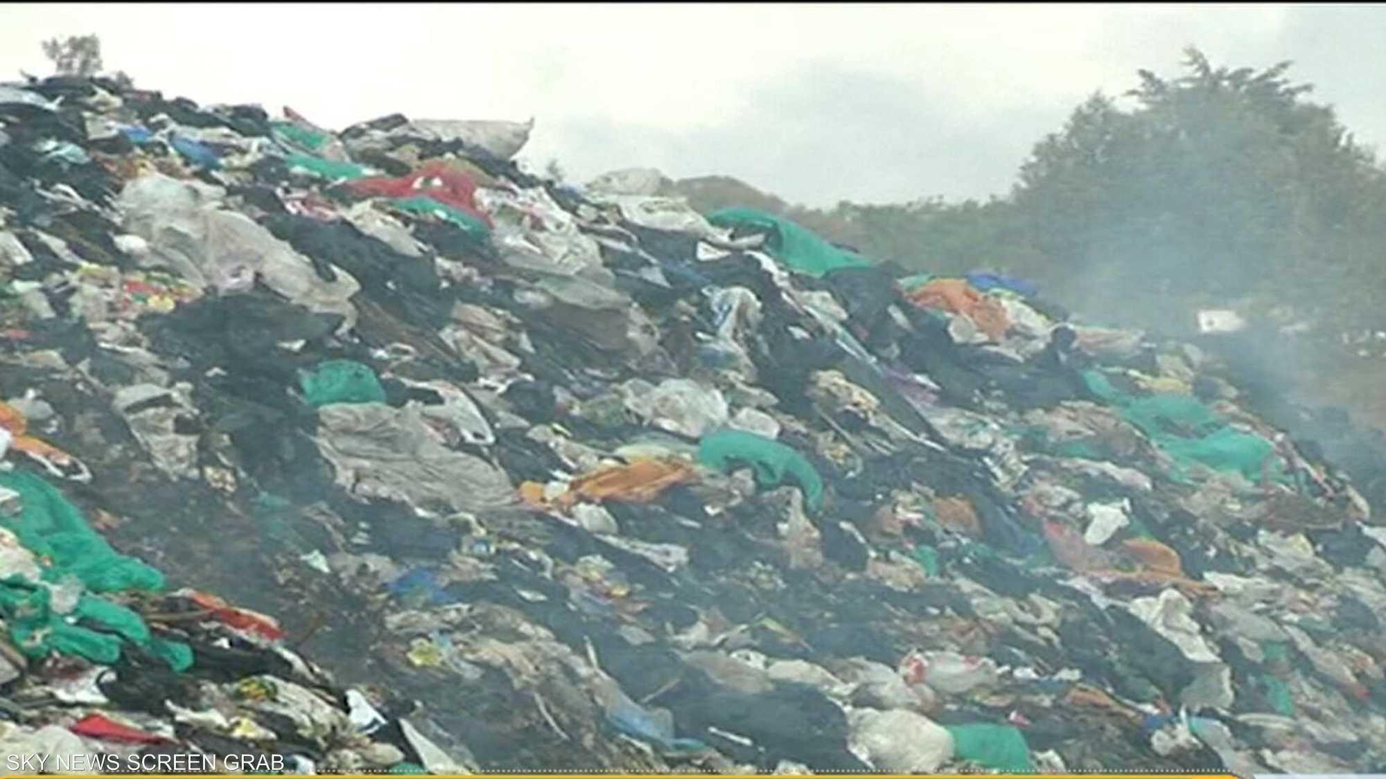 أضرار حقائب البلاستيك على البيئة