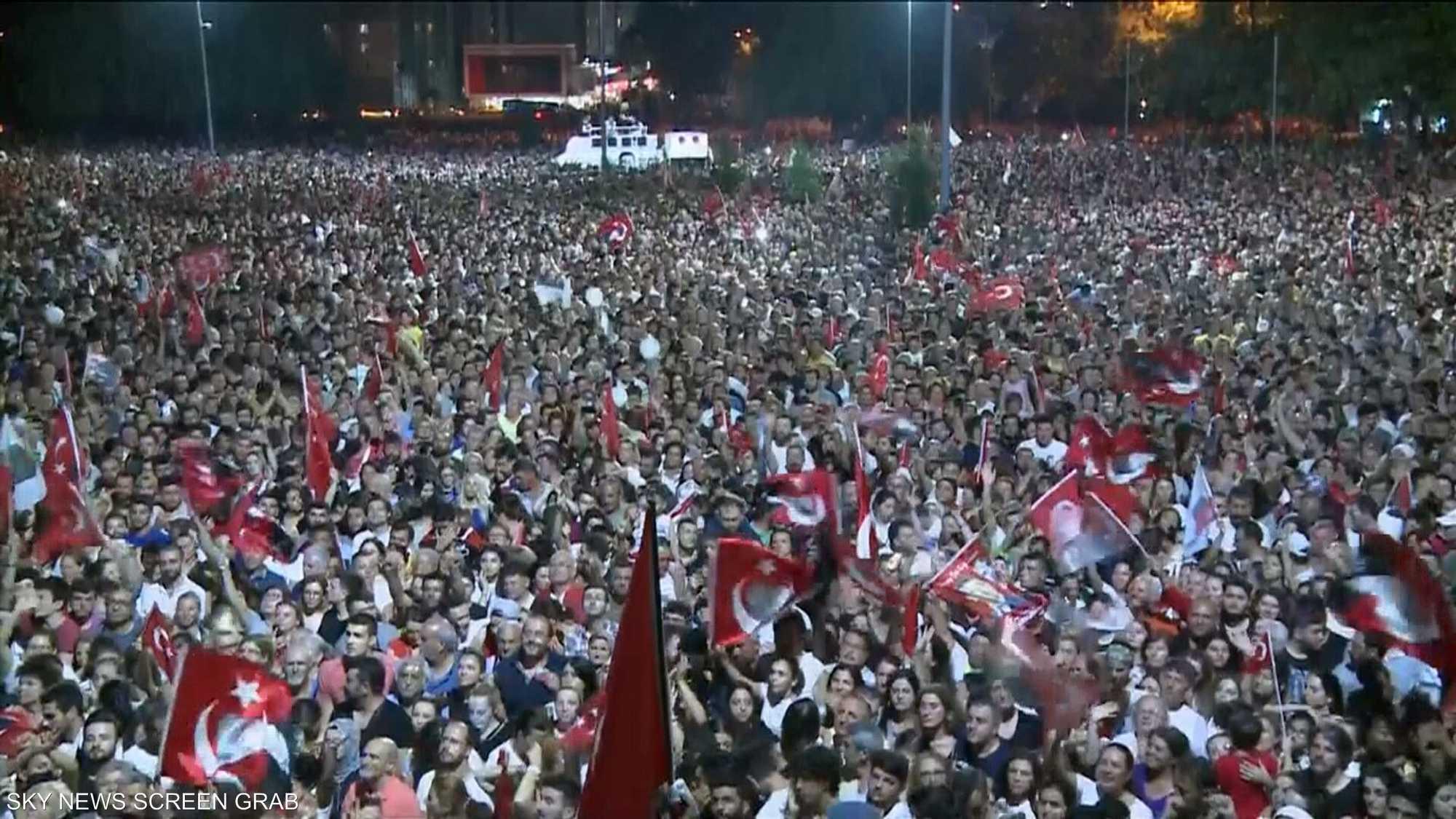 إسطنبول.. اليوم الأول بعد خسارة أردوغان الثانية