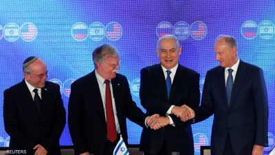 """تباين """"أميركي-روسي"""" بشأن إيران في قمة القدس"""