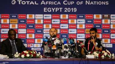 """مدرب الجزائر: موقعة السنغال """"مهمة وغير حاسمة"""""""