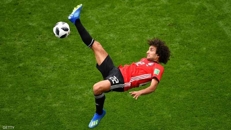 اللاعب المصري