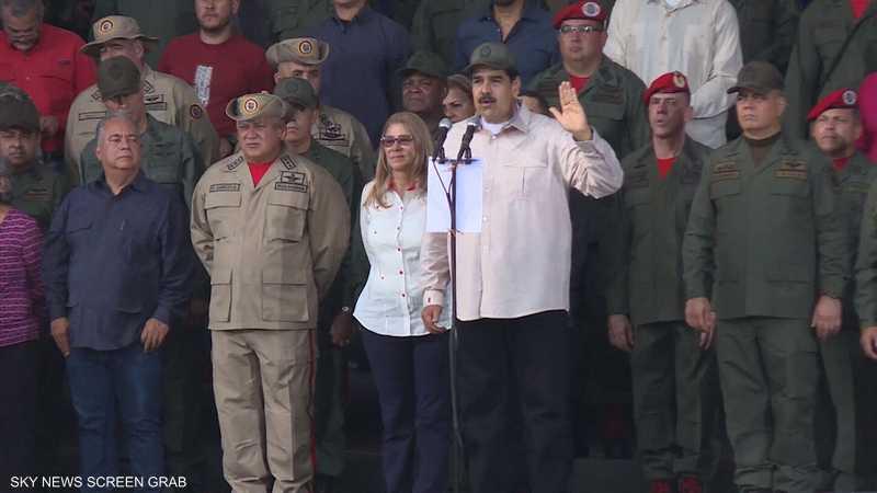 رئيس مخابرات: حزب الله شريك لمادورو بتجارة المخدرات
