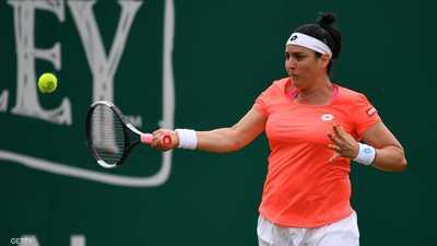 التونسية أنس جابر تتأهل لربع نهائي دورة إيستبورن