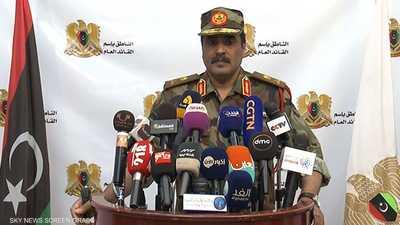 المسماري يطرح مبادرة لحل الأزمة في ليبيا